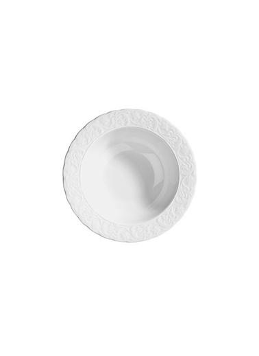 Kütahya Porselen Kütahya Porselen Başak 51 Parça Filesiz Yemek Takımı Renkli